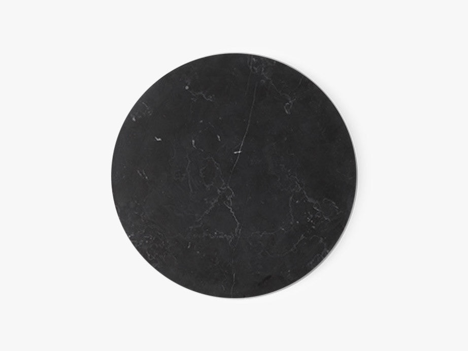 Wire Tabletop, Marble, Black fra Menu