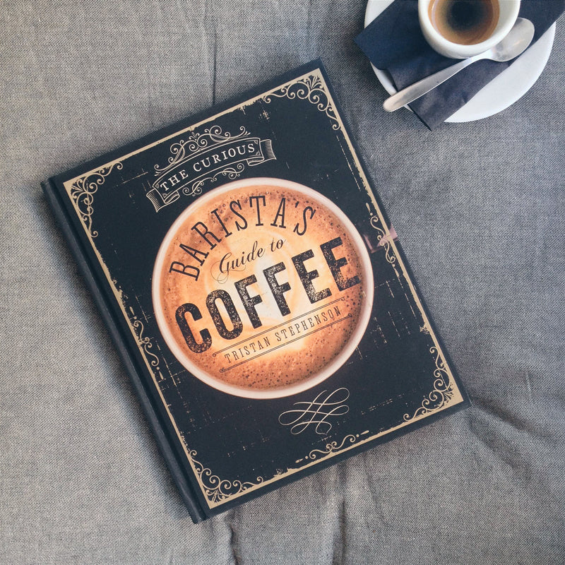 Barista's guide to coffee fra NEW MAGS