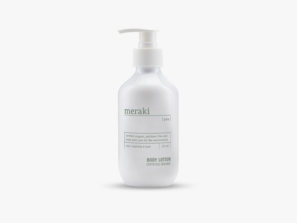 Body Lotion, Pure 300ml fra Meraki