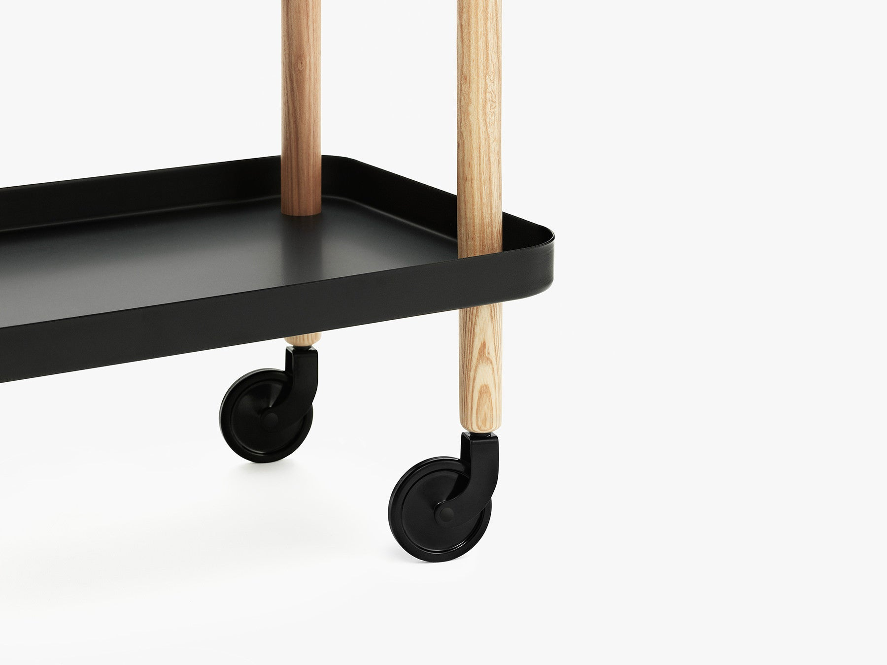Block Table, Black fra Normann Copenhagen