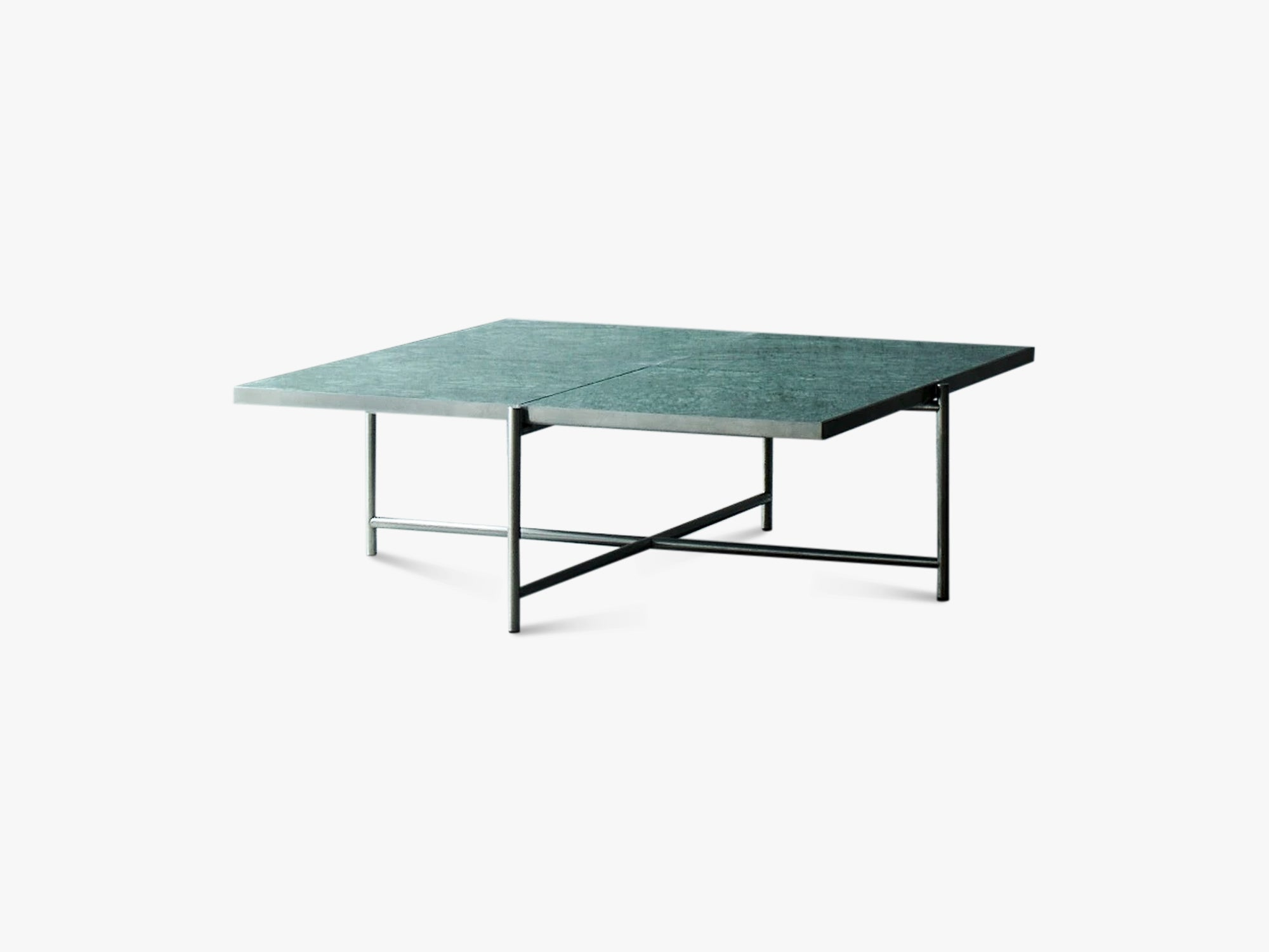 Coffee Table, Steel/Green fra Handvärk