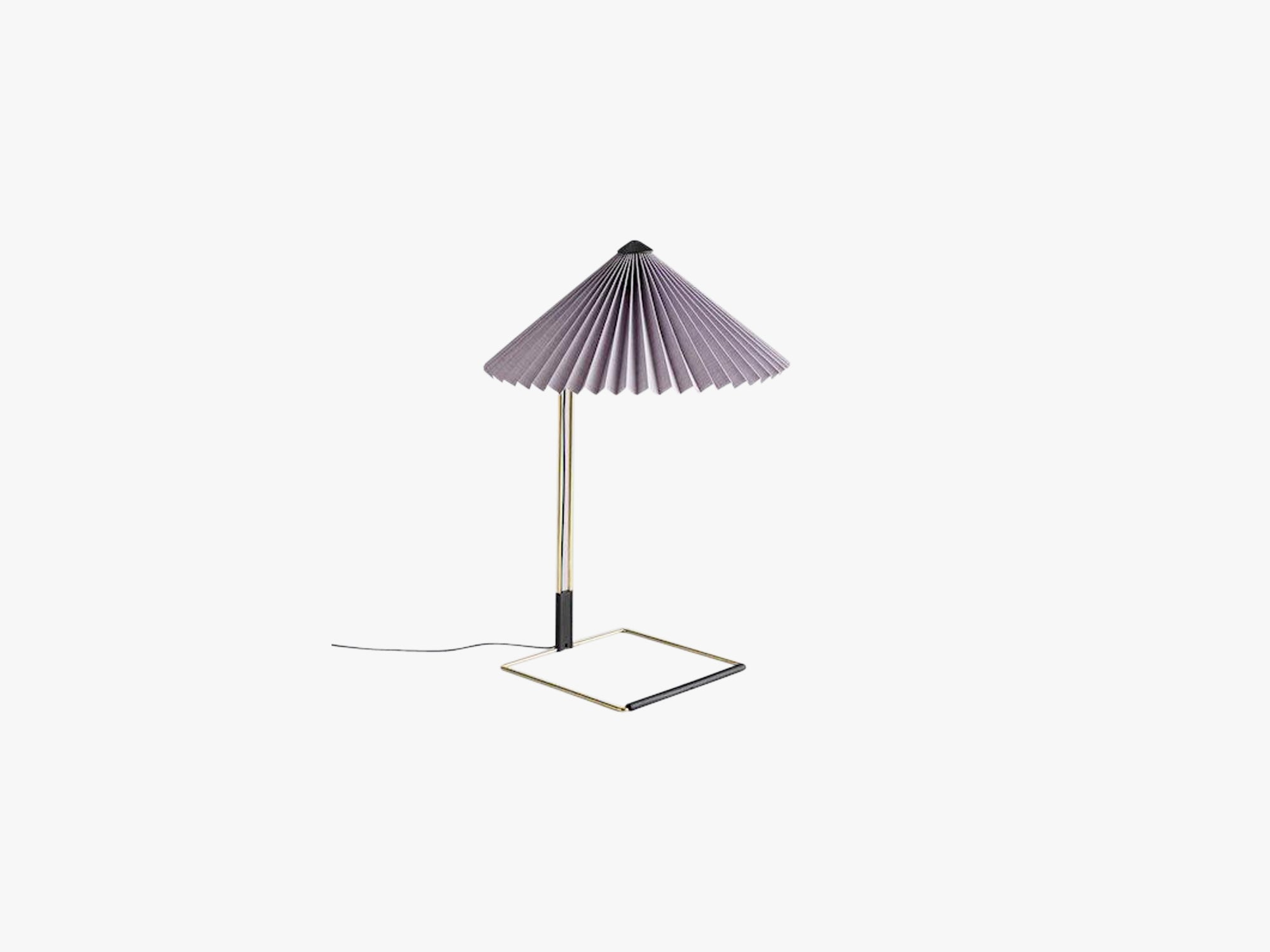 Matin Table Lamp Large, Lavender fra HAY