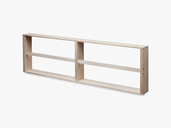Norr Magazine Holder 120, Oak, FSC 100% fra SKAGERAK