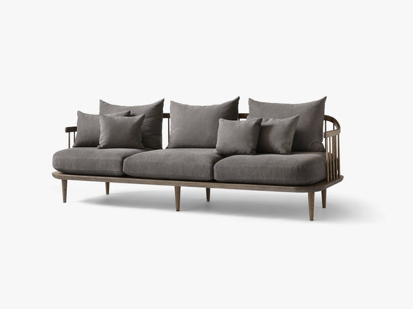 Fly Sofa - SC12 - Smoked/Hot Madison 093 fra &tradition