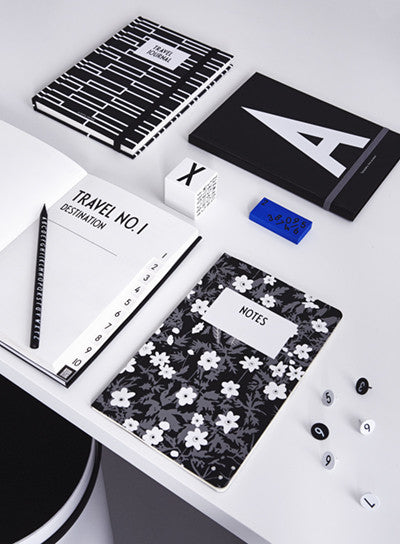 E - Personal notebook fra Design Letters