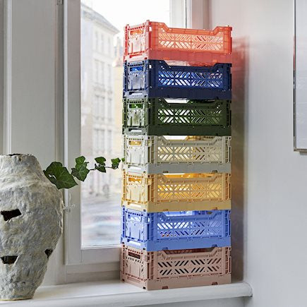 Colour Crate Small, Lavender fra HAY