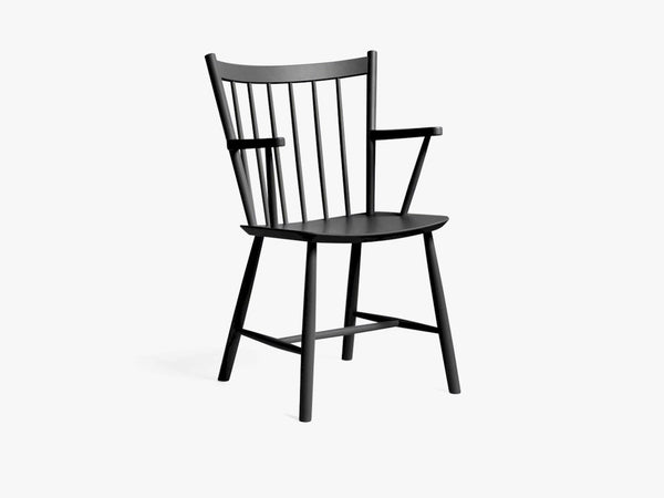 J42 Chair, black fra HAY