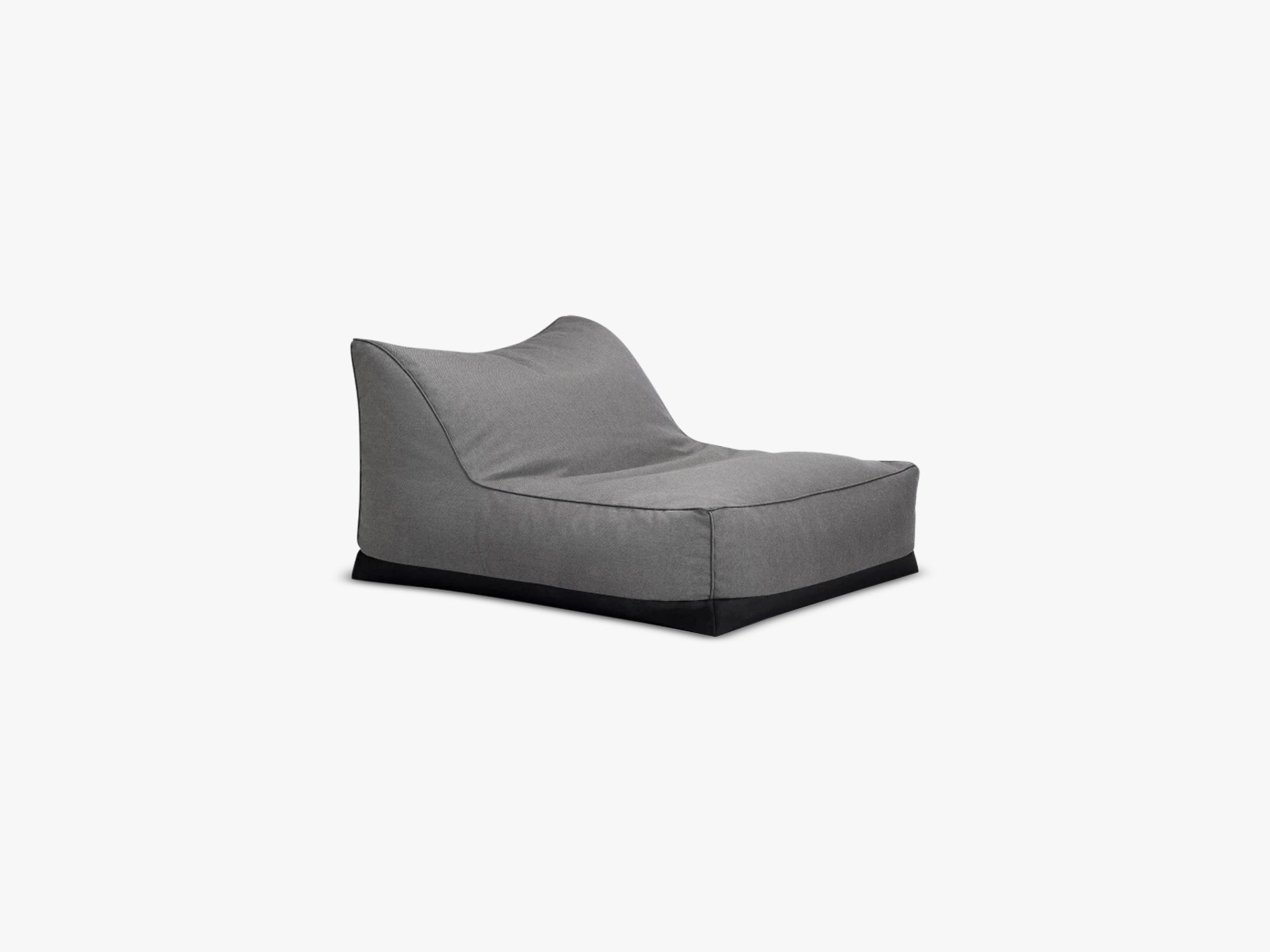 Storm Lounge Chair, Medium, Dark Taupe fra NORR11