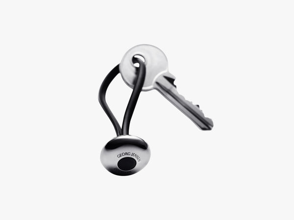 Ellipse Key Ring fra Georg Jensen