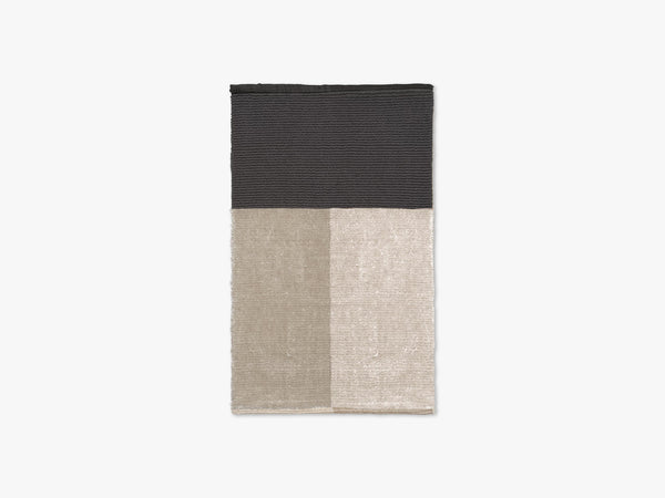 Pile Bathroom Mat, Grey fra Ferm Living