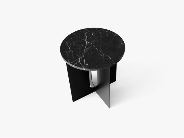 Androgyne Table Top, Black Marble fra Menu