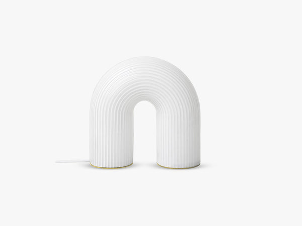 Vuelta Lamp, White fra Ferm Living