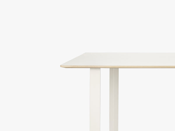 70-70 Table - Extra Large, White/White fra Muuto