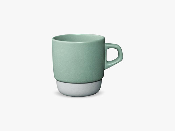 SCS stacking mug, gray fra KINTO