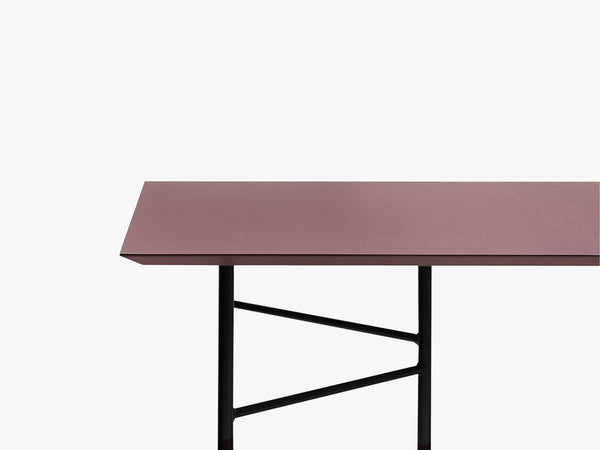 Mingle Table Top - Bordeaux fra Ferm Living
