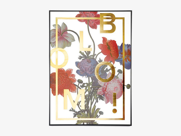 Bloom! Gold fra I Love My Type