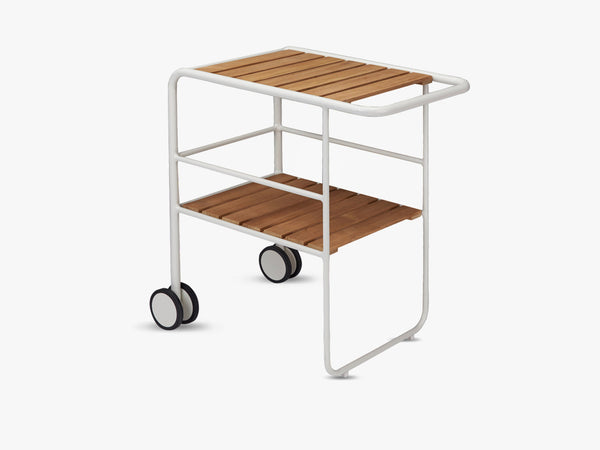 Fuori Serving Trolley fra SKAGERAK