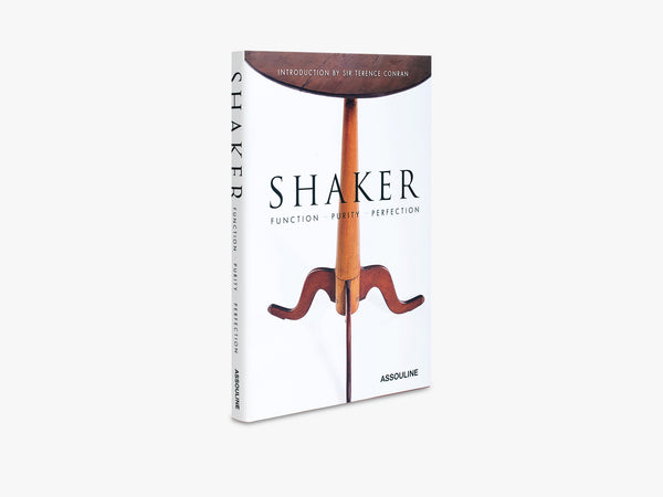 Shaker: Function, Purity, Perfection fra Assouline