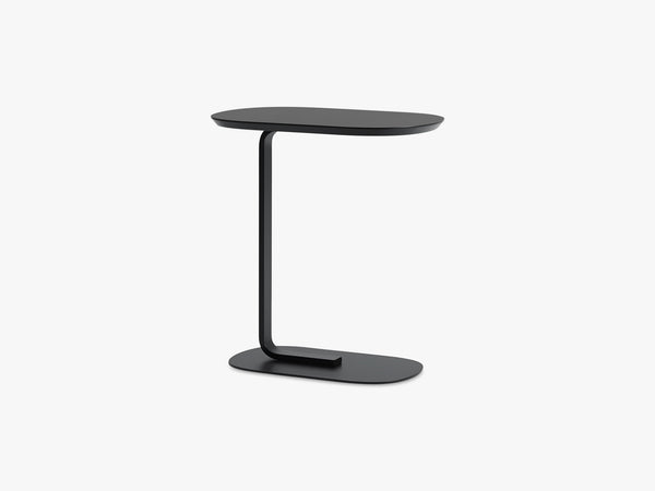 Relate Side Table, Black fra Muuto