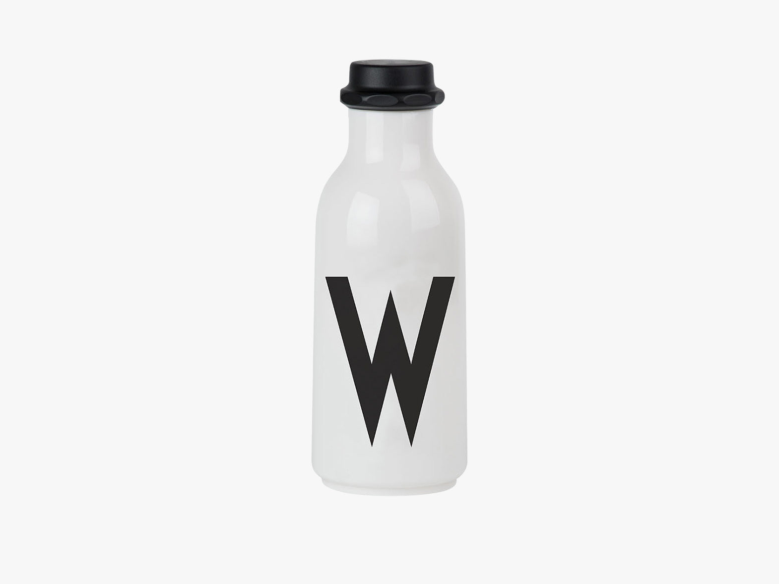 W - Drinking Bottle fra Design Letters