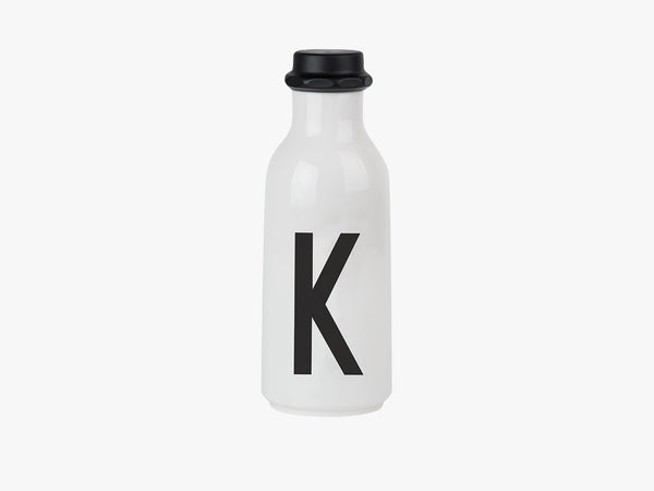 K - Drinking Bottle fra Design Letters