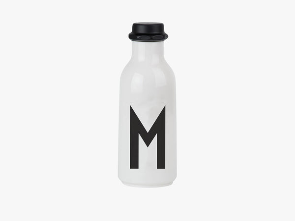M - Drinking Bottle fra Design Letters