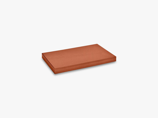Chopping Board Large, Burnt Orange fra HAY