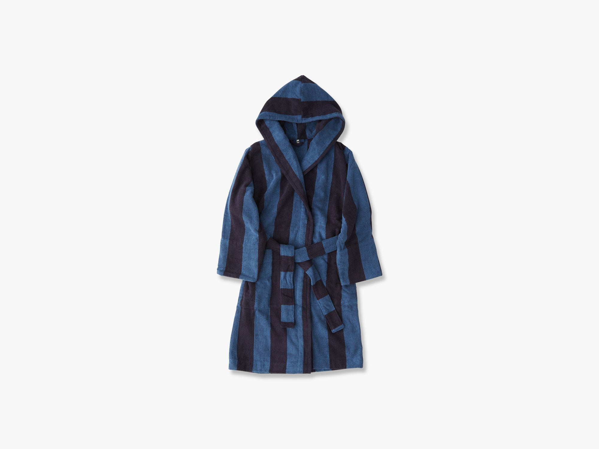 Bathrobe Terry, Dusty Navy fra Tekla Fabrics