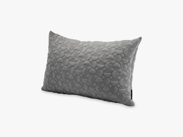 Fritz Hansen Cushion 40x60cm, Vertigo Light Grey fra Fritz Hansen