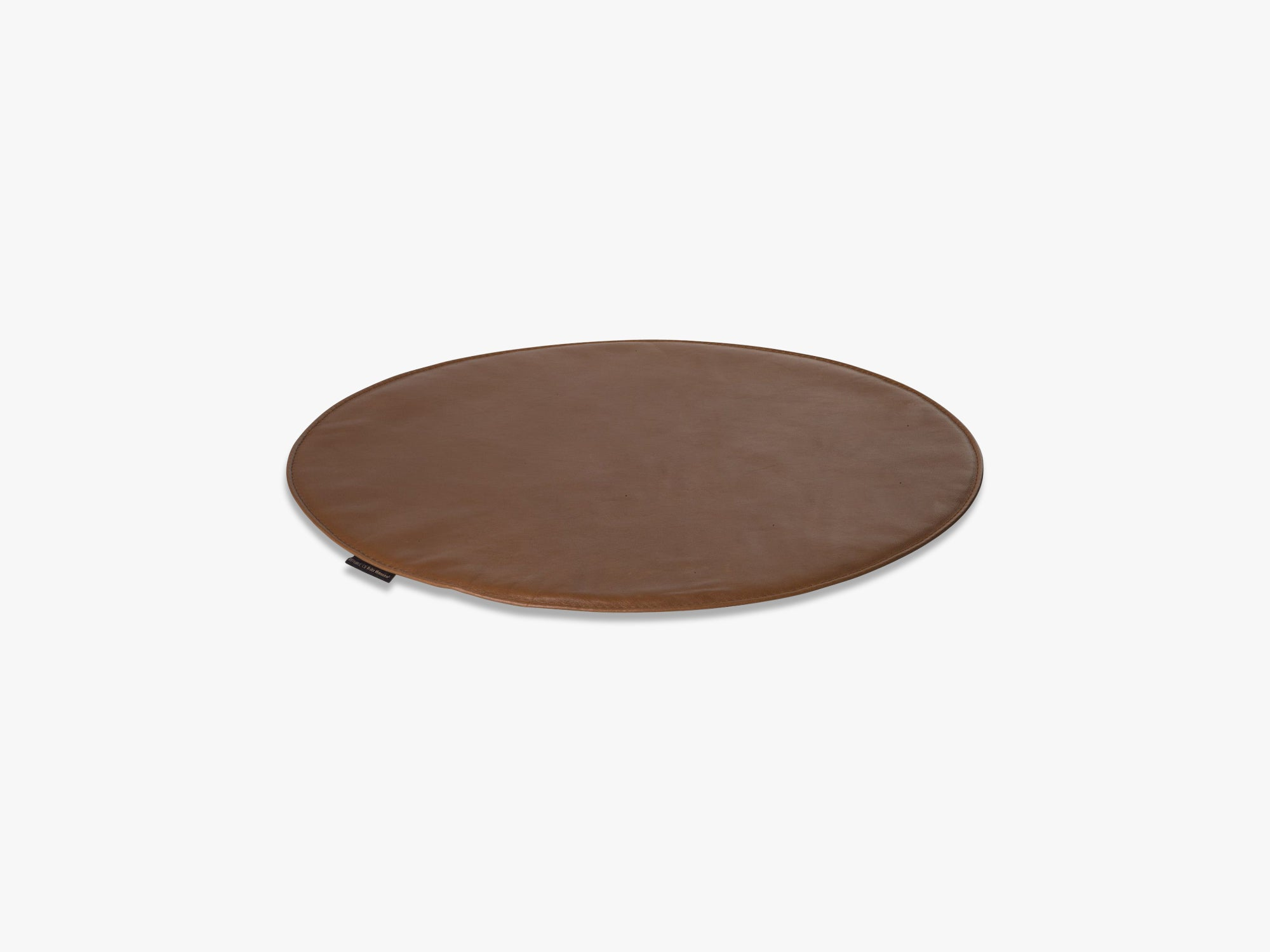 Pude til Series7, Walnut Elegance Leather fra Fritz Hansen