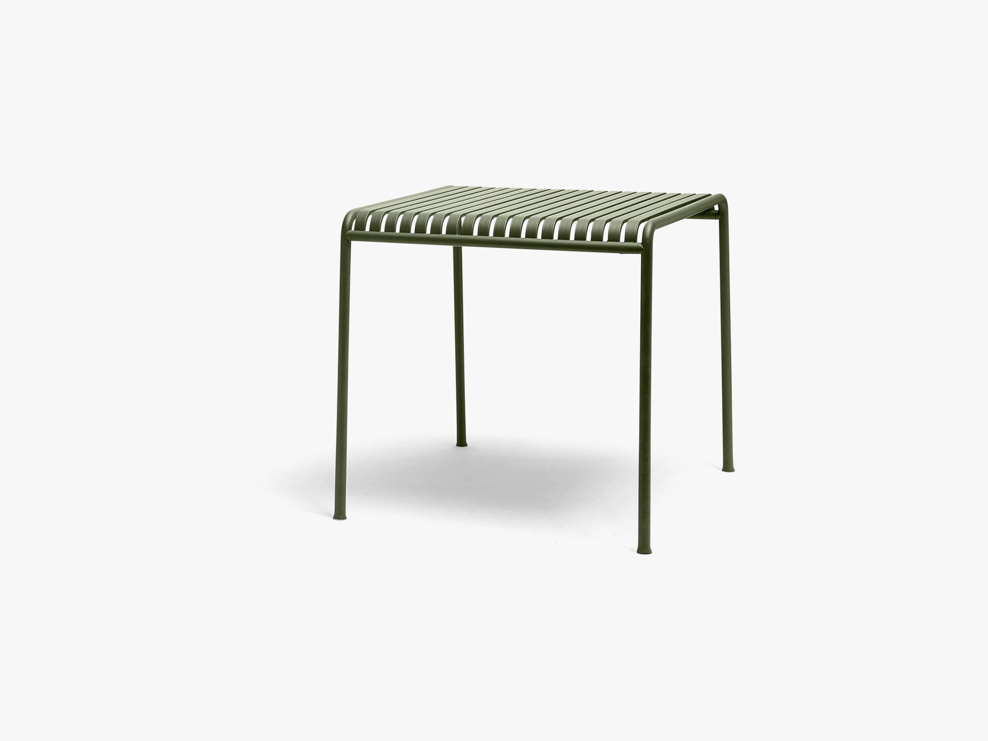 Palissade Table - Small, Olive fra HAY