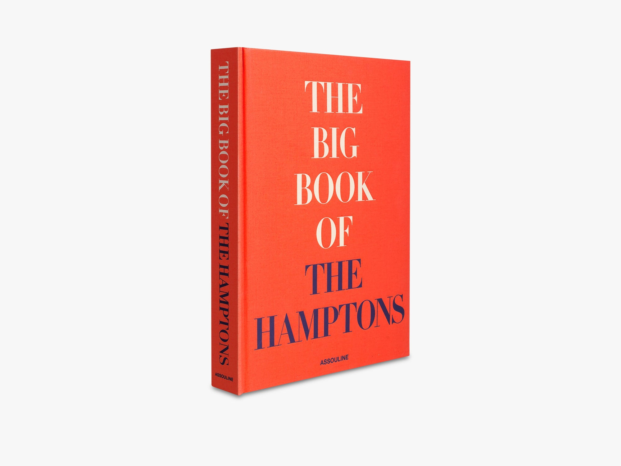 The Big Book of the Hamptons fra Assouline