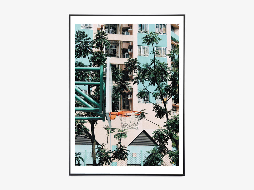 Basketball Cities 01 fra Paper Collective