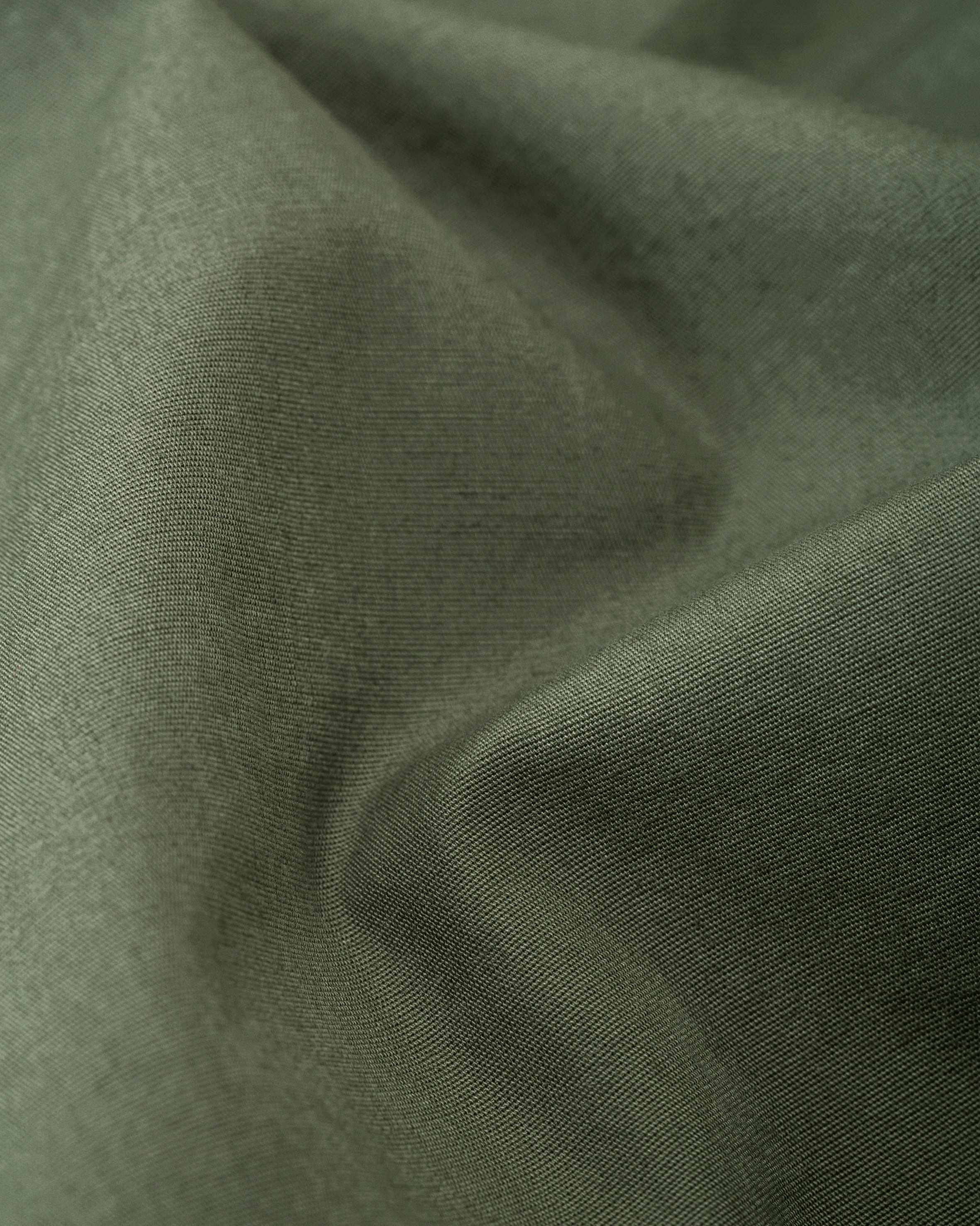 Duvet Cover, Olive green single fra Tekla Fabrics