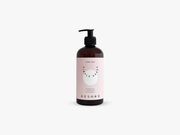 Hand Soap, Geranium fra Simple Goods