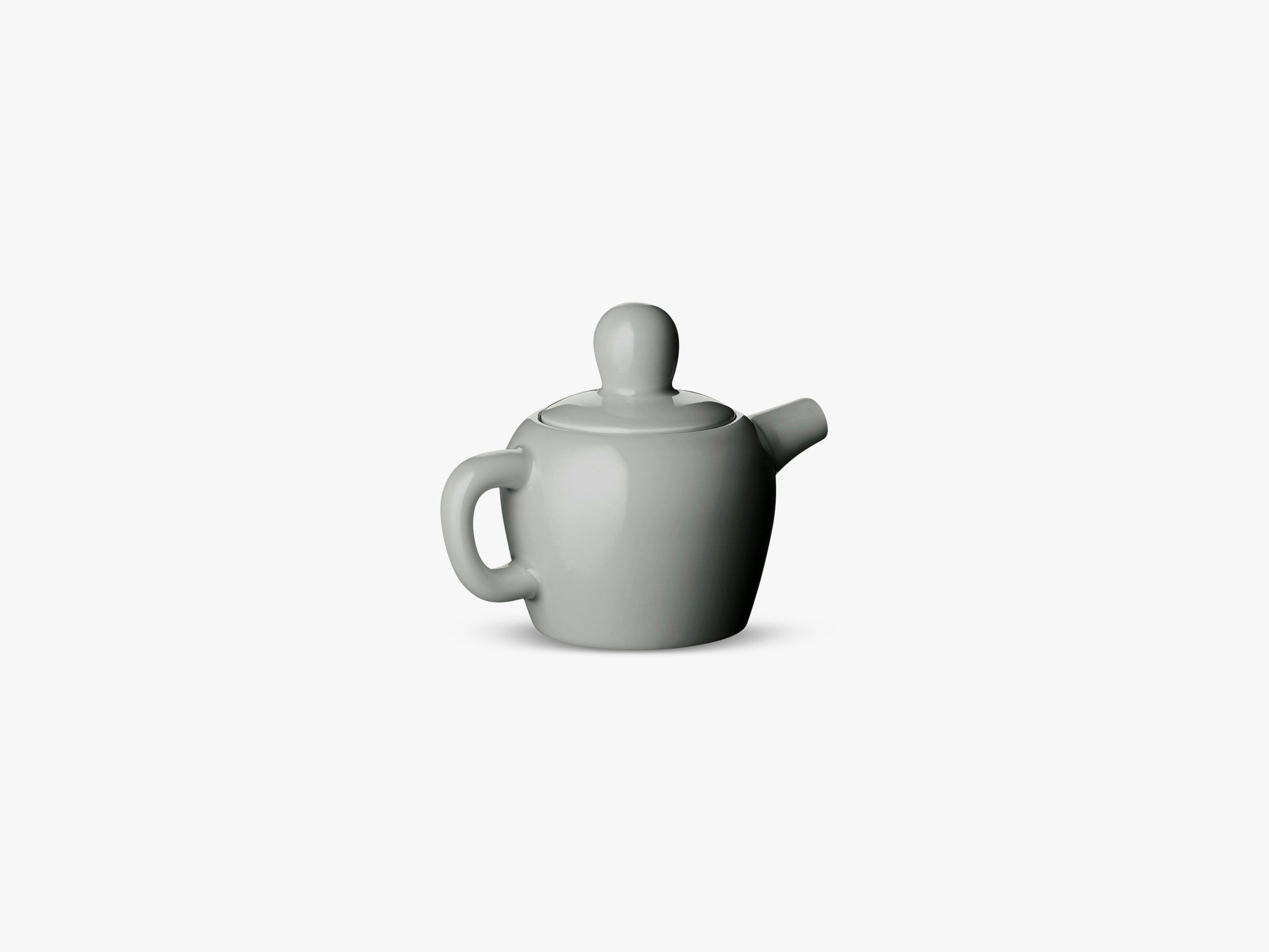 Bulky Ceramic Series, Milk Jug - Grey fra Muuto