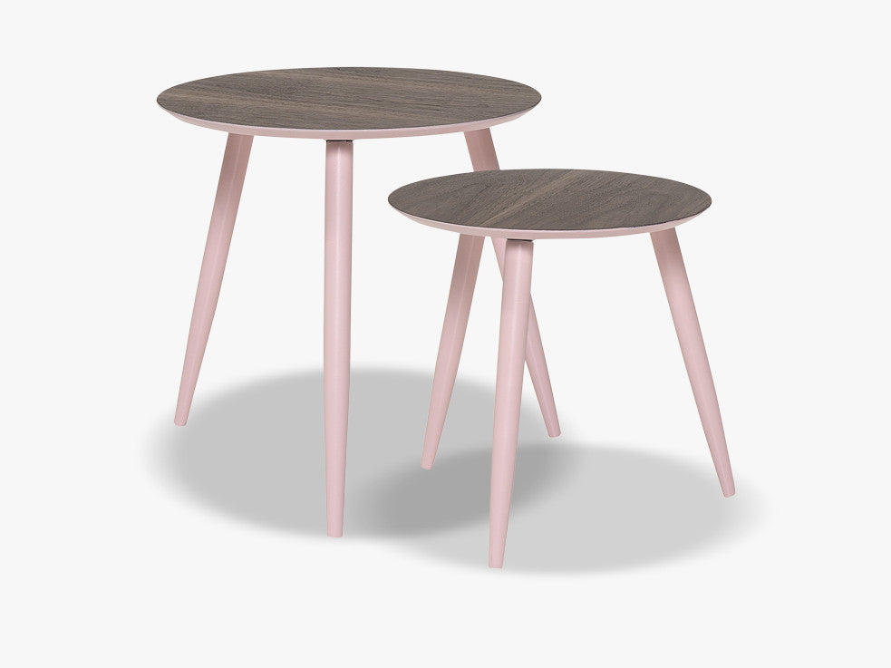 Asta Coffee Table, Rose, MDF fra Bloomingville