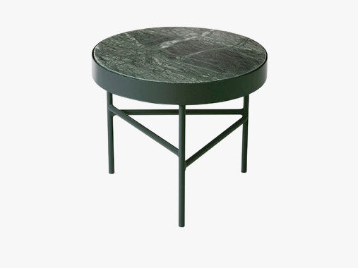 Marble Table - Green - Small fra Ferm Living