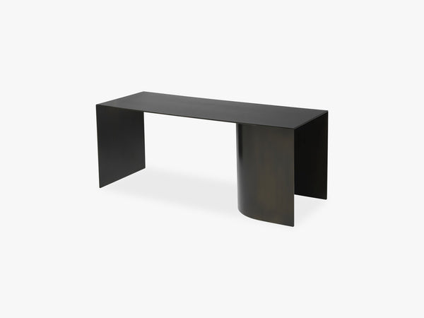 Place Bench, Black fra Ferm Living