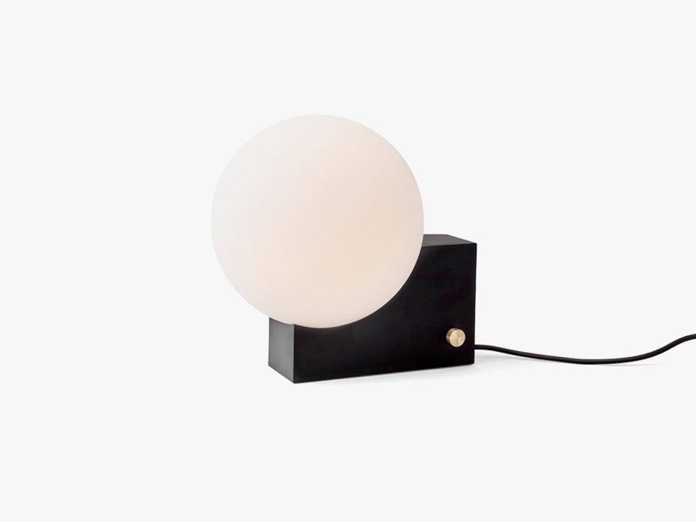 Journey wall & table lamp LED, black fra &tradition