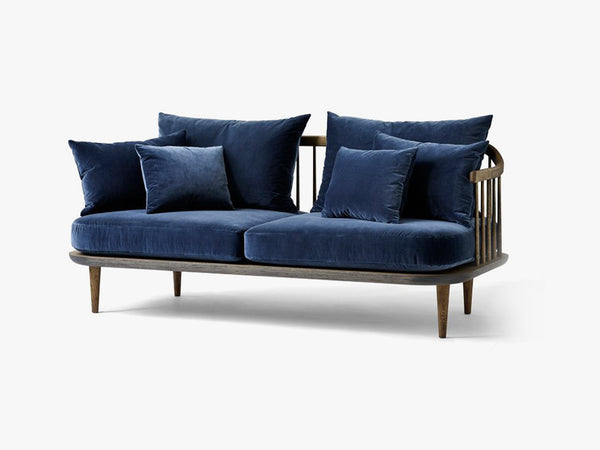 Fly Sofa - SC2 - Smoked/Harald 2 182 fra &tradition