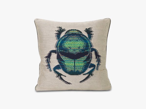 Beetle, Salon Cushion 40x40 fra Ferm Living