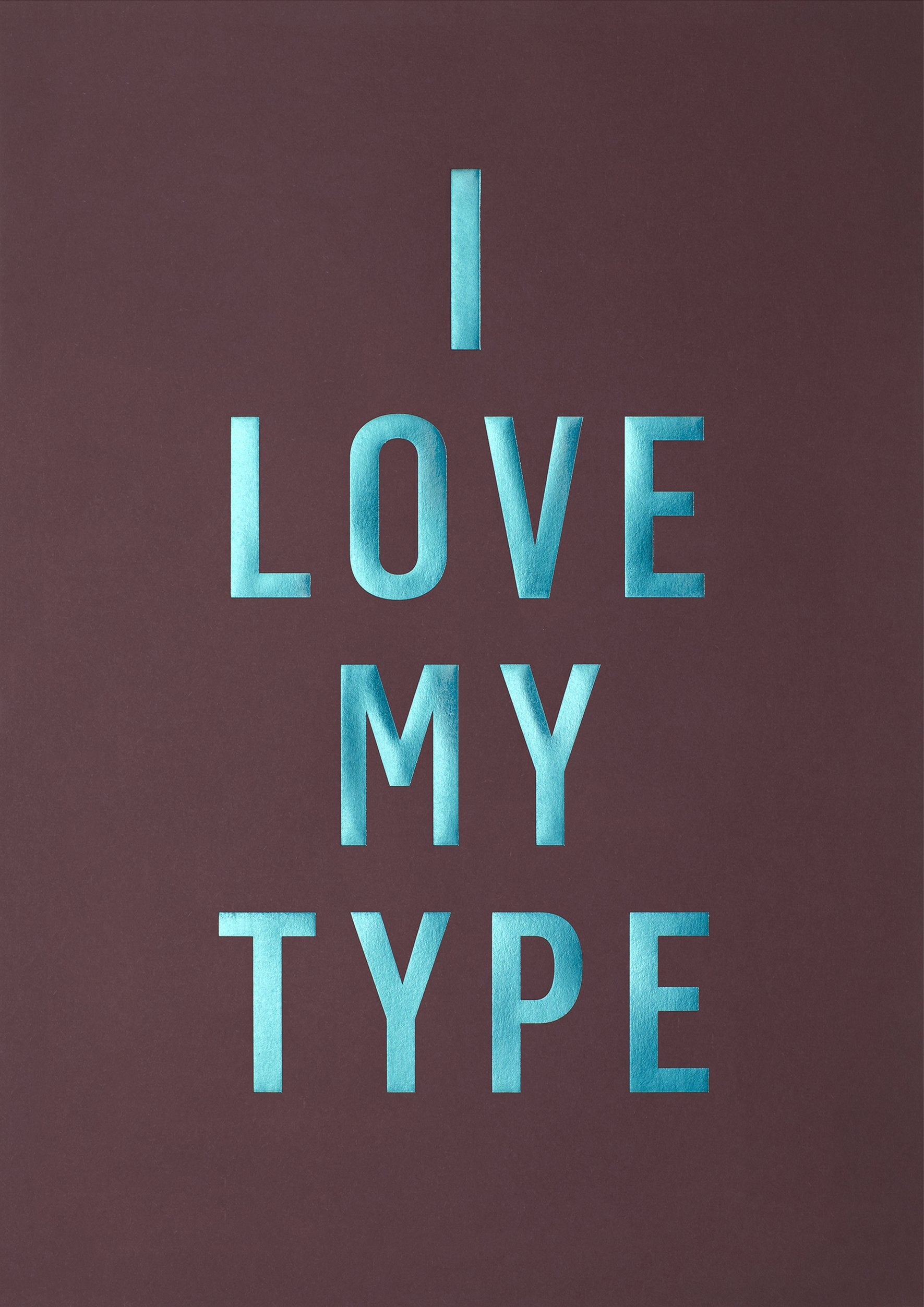 I Love My Type, Claret fra I Love My Type