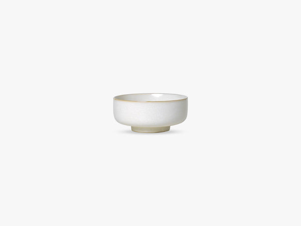 Sekki Bowl - Small, Cream fra Ferm Living