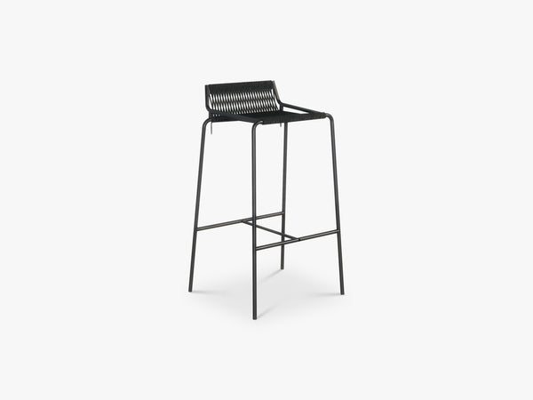 Noel Bar Chair, Black fra Thorup Copenhagen