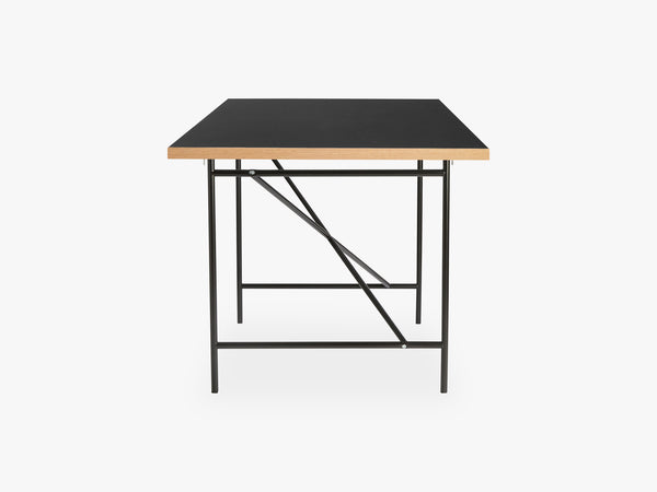 Eiermann Frame 1 Desk, Black fra Egon Eiermann