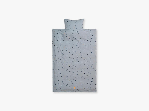 Moon Bedding Faded Blue fra Ferm Living