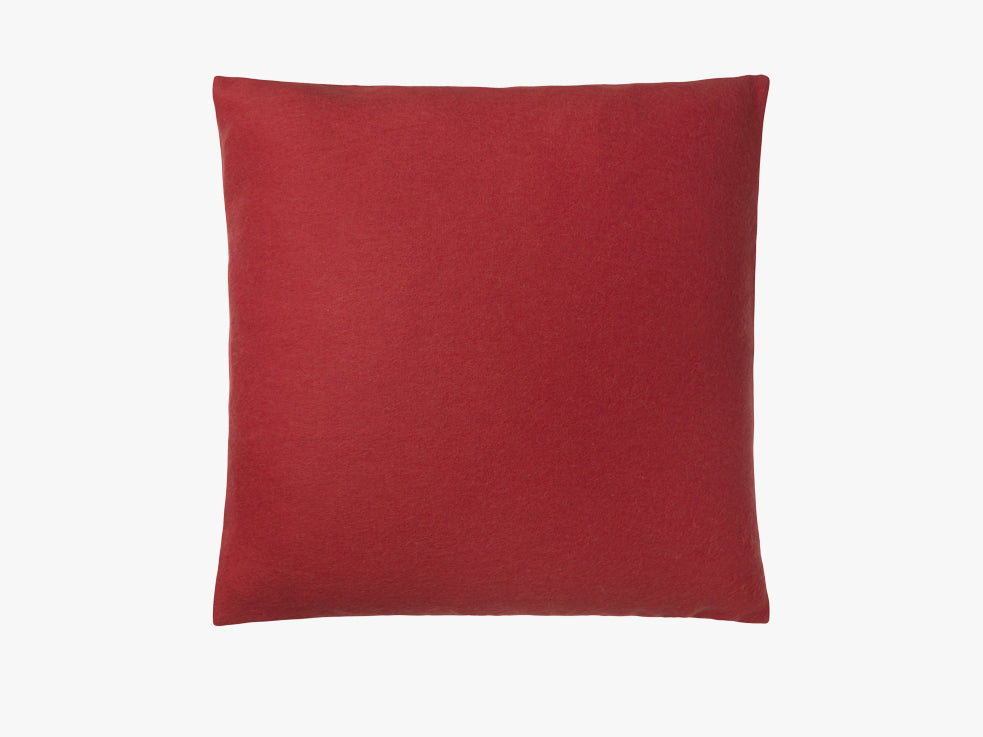 Classic cushion, pompeian red, 50x50cm fra Elvang