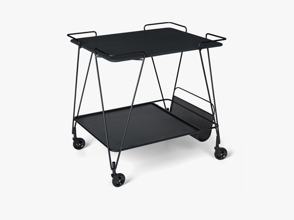 Matégot Trolley, Midnight Black fra GUBI
