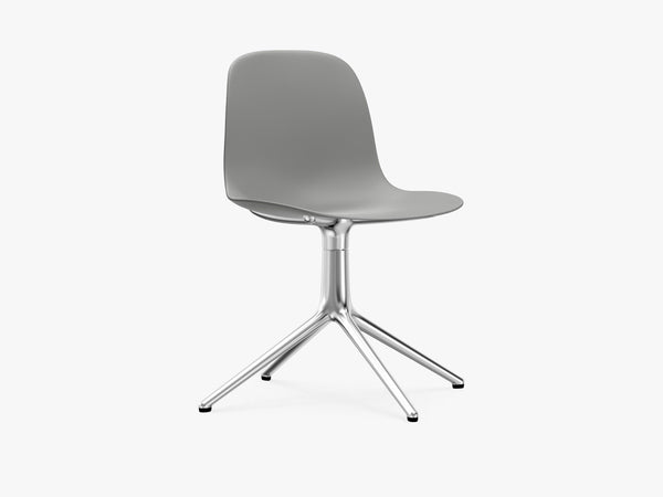 Form Swivel, Grå, Alu fra Normann Copenhagen